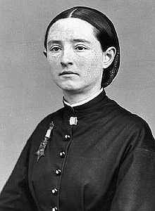 Dr. Mary Edwards Walker amerikalı