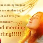 Romantic Good Morning Messages love