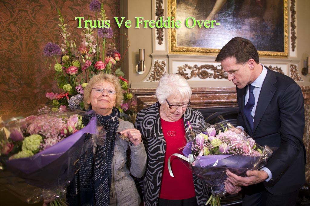 Truus Ve Freddie Oversteegen kimdir kısaca hayatı