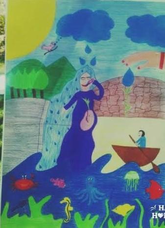 22 Mart Dünya Su Günü En Güzel Resim Yarışması çizimleri Güzel Sözler