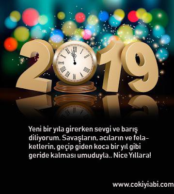 sevgiliye güzel yeni yıl mesajları