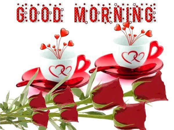 good morning romantic