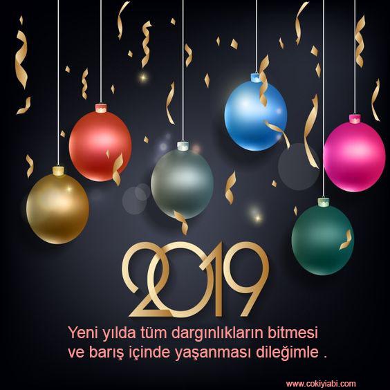 yeni yılınız huzurlu olsun resimli mesajlar
