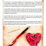 sevgiliye en güzel aşk mektubları örnekleri