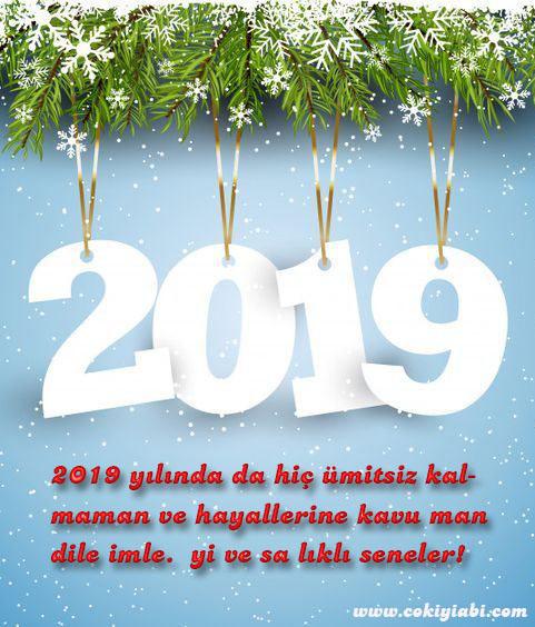 yeni yılınız sağlıklı mutlu olsun