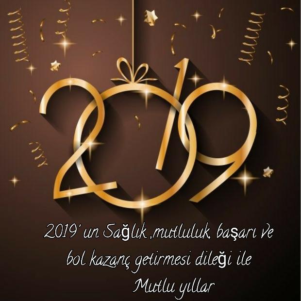 2019 yeni yil mesajları