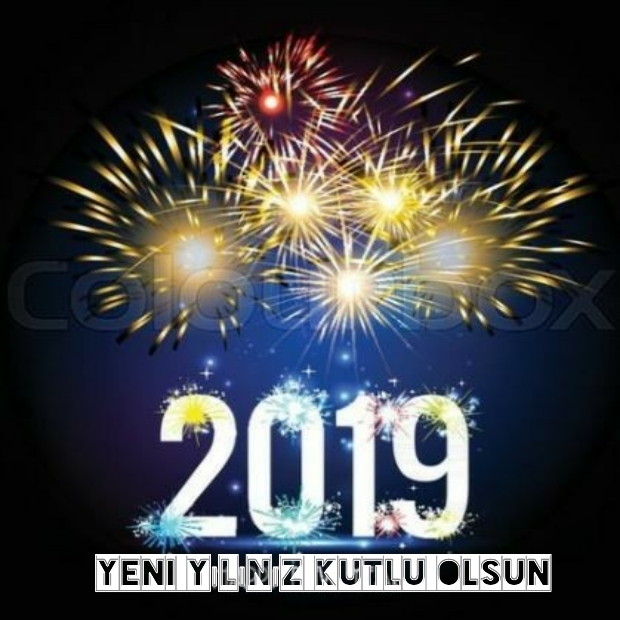 2019 Yılbaşı Mesajları-Yeni Yıl Mesajları,Mutlu Yıllar