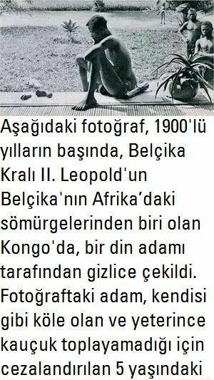 Kral Leopold ve Kongo Katliamı