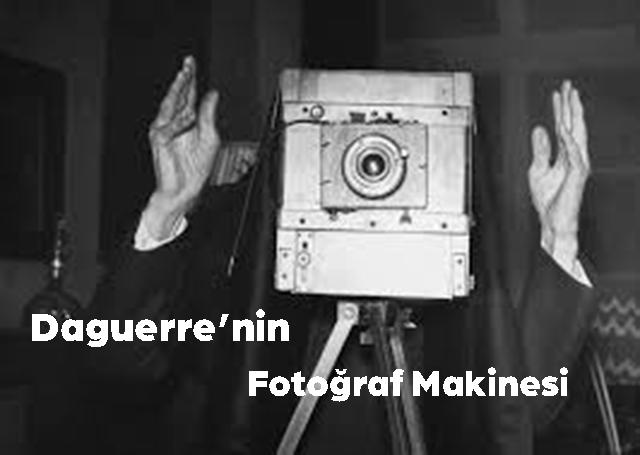 Deguerre nin Fotoğrafın Mucidi