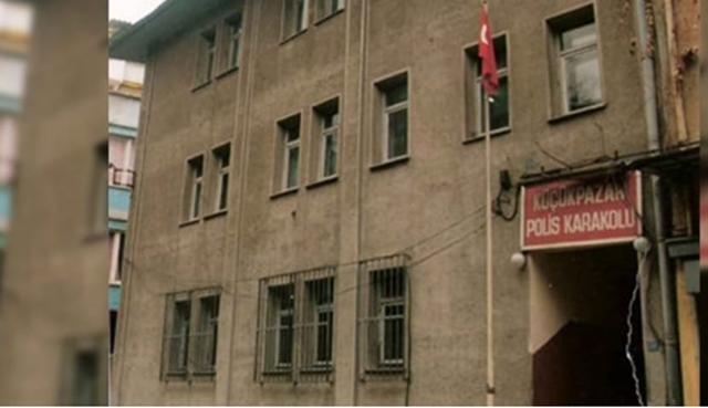 İstanbul'dan Komik Bir Sahte Karakol Hikayesi KÜÇÜKPAZAR Karakolu :)