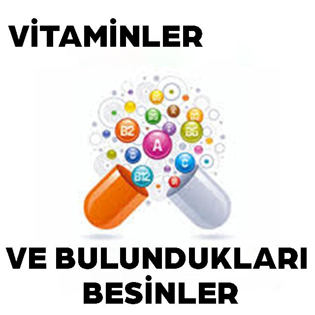 Hayatın Olmazsa Olmazı Vitaminler