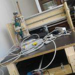 3 Eksen Basit Cnc Router Makinesi Yapımı
