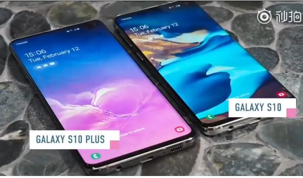 Samsung Galaxy S10 ve S10 Plus Özellikleri