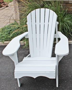 Adirondack Sandalye Yapım Aşaması