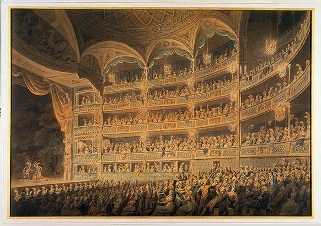 Tiyatronun Ve Tiyatro Salonlarının Gelişimi