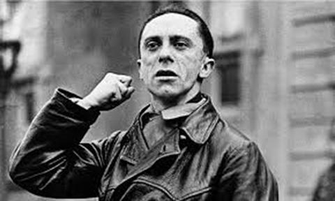 Goebbelsin Propaganda Taktikleri