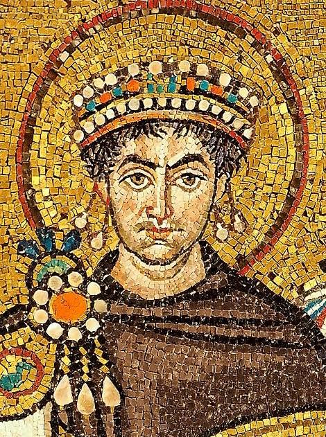 İmparator Justinianos