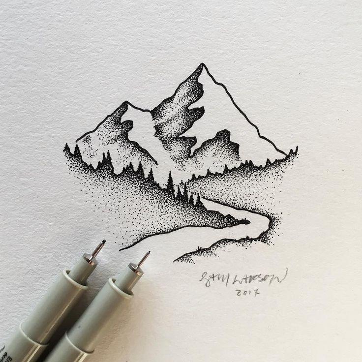 Muhteşem Farklı Karakalem çizimleri Güzel Sözler