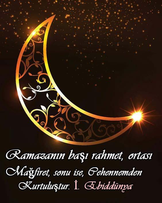 ramazan ayı yazıları