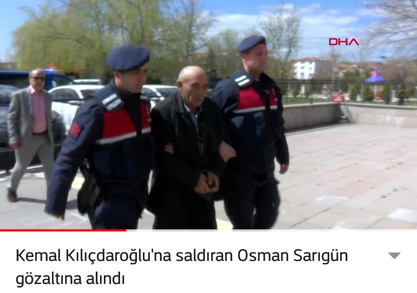 Osman sarıgül tutuklandı