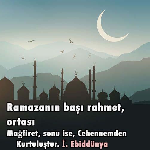 Ramazan Sözleri – Ramazan Ayı İle İlgili İslam Alimlerinin Sözleri
