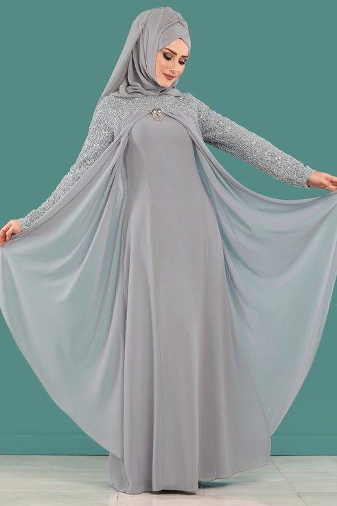 1251c918aa364 sal-tesettur-abiye-elbise-modelleri- Güzel Sözler