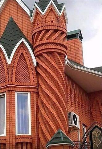 3 Boyutlu Farklı Mimari Yapılar