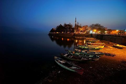 Bursa'nın Kolyesi Gölyazı