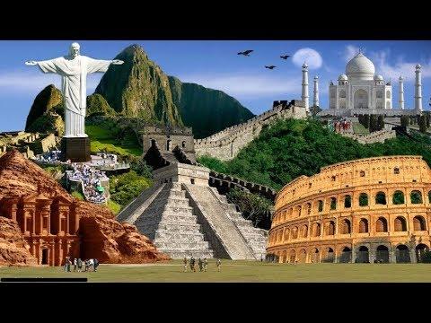 Dünyanın Yeni Yedi Harikası