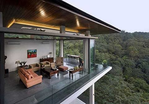 İlginç Modern Evler Ve Ev Eşyaları