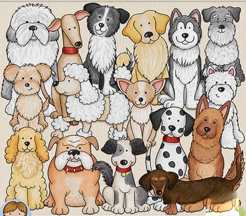 Çocuklar İçin Hayvan Çizimleri