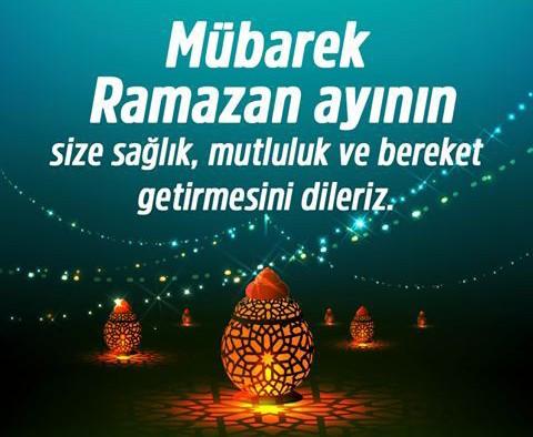 11 ayın sultanı ramazan sözleri
