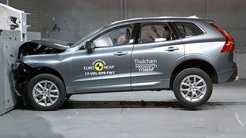 Volvo'nun Sağlamlık Testi Gerçek'mi