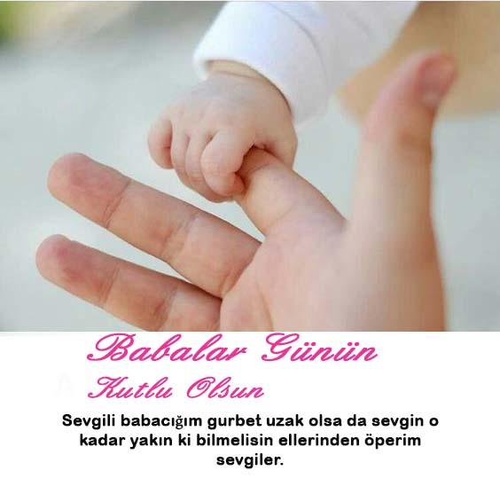 anneden kocasına babalar günü mesajı