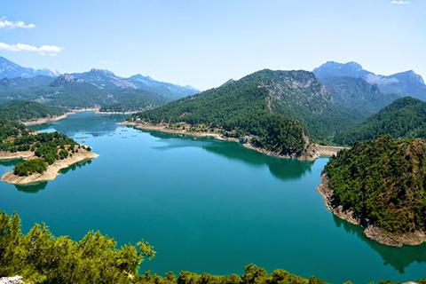 Ülkemizin En Güzel Barajları