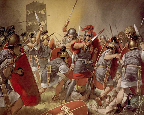Watling Street Savaşı