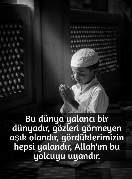 En Güzel Dualar – Dua Sözleri