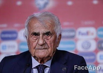 Futbolcuların Yaşlanmış Halleri (faceApp)