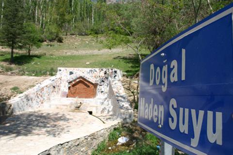 Türkiye'deki Maden Suları Ve Mineral Değerleri