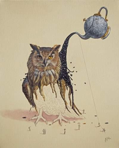 İlginç Hayvan Çizimleri Akımı