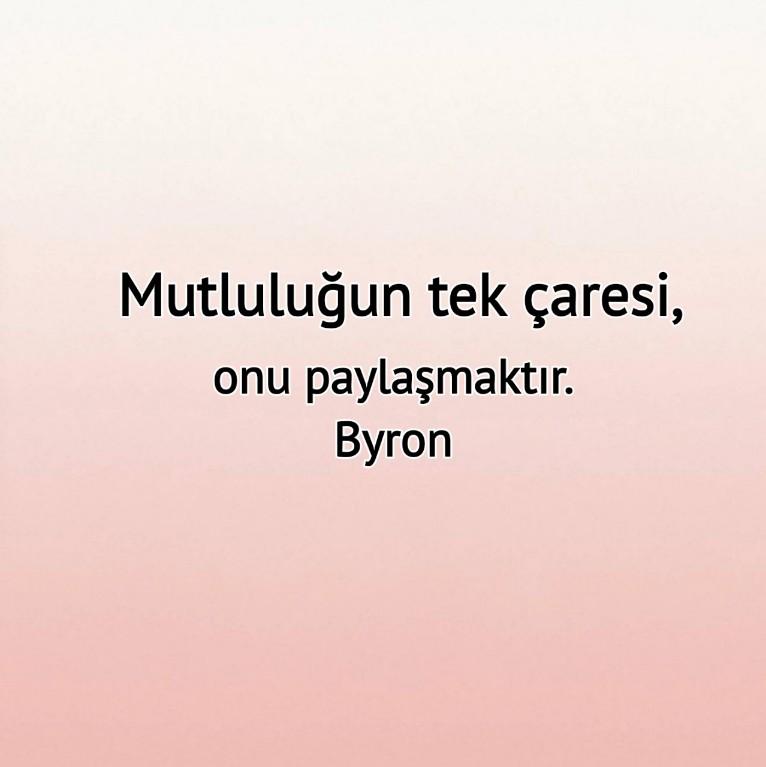 Byron sözleri