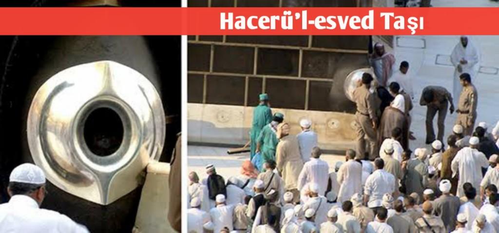 Hacerü'l-esved taşı resimleri