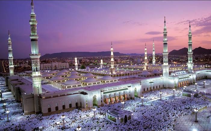 Peygamber efendimizin mescidi kutsal yer