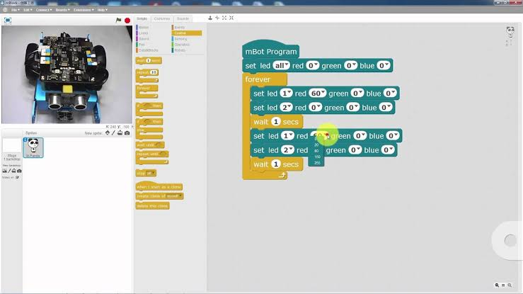 Arduino Programlama Nasıl Yapılır ? ( Robotik kodlama ders -5 )