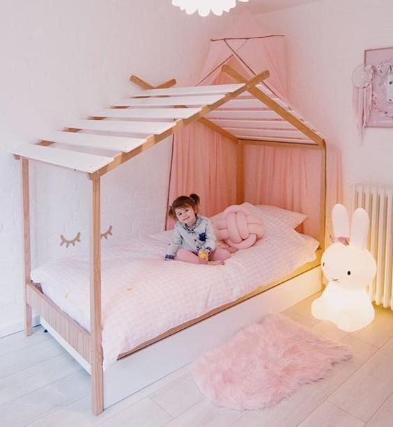Erkek – Kız Ahşap Yatak Odası Modelleri ,Tasarımları ve Fikirleri