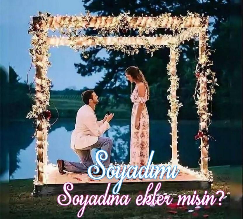 Evlilik Teklifi Sözleri instagram