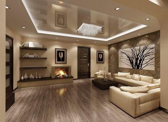 Şık salon tasarım örnekleri