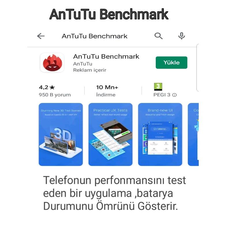 AnTuTu Benchmark Uygulaması Nedir?
