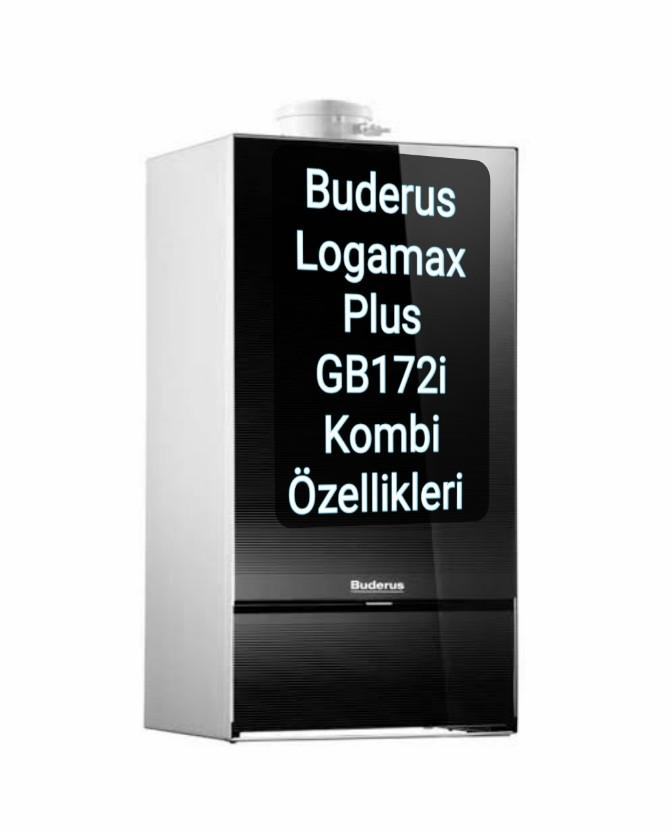 Buderus Logamax Plus GB172i kombi fiyati