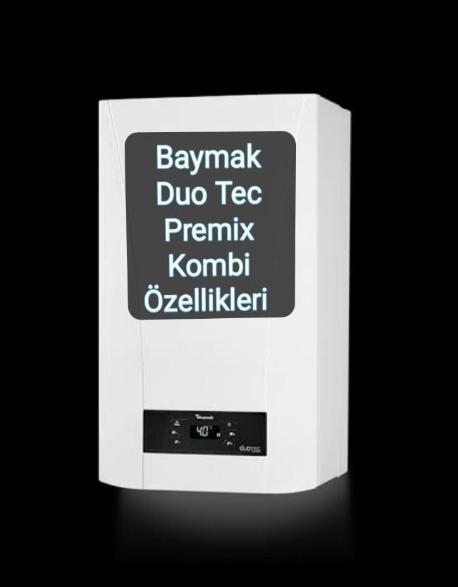 Baymak Duo Tec Premix fiyatı